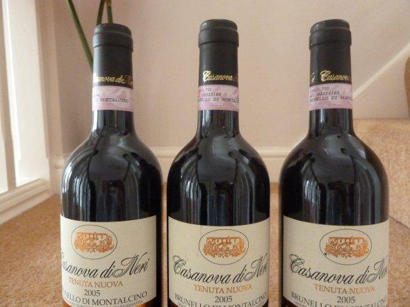 Casanova di Neri, Brunello Montalcino Tenuta Nuova, Tuscany, Montalcino, Italy, DOCG