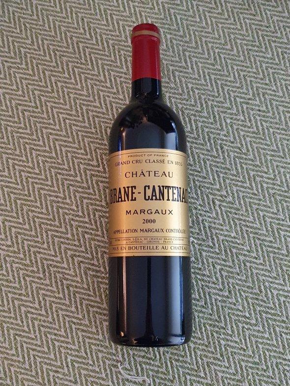 Brane Cantenac, Bordeaux, Margaux, France, AOC, 2eme Cru Classe