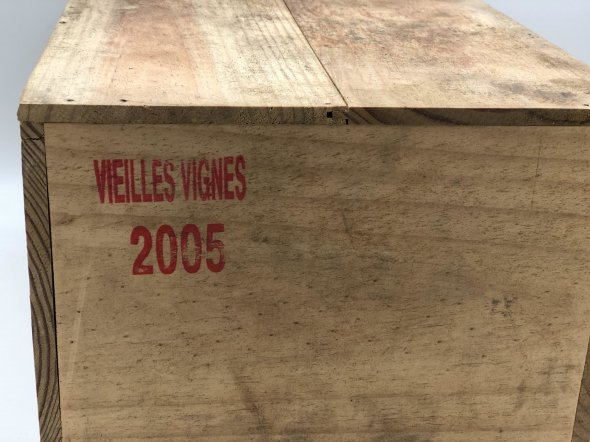 Domaine de Marcoux 2005 Vieilles Vignes Chateauneuf du pape