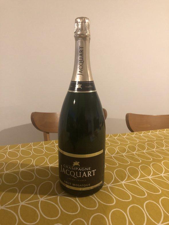 Jacquart, Mosaique Brut, Champagne, France, AOC