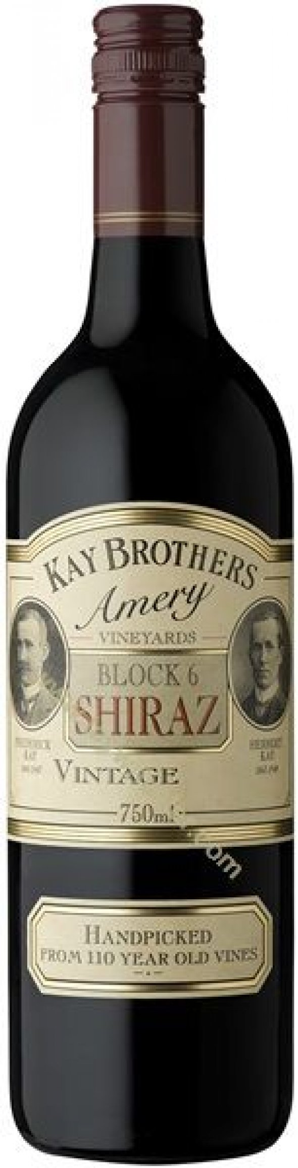 Kay Brothers, Block Six Shiraz, South Australia, McLaren Vale, Australia