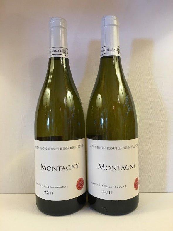 Montagny Roche de Bellene