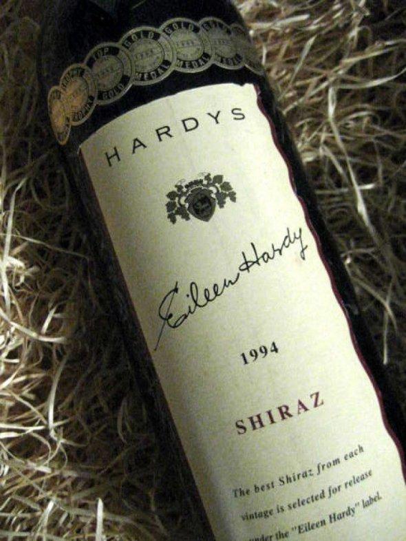 Hardys, Eileen Hardy Shiraz, Australia