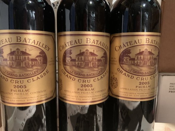 Chateau Batailley Grand Cru Paulliac 2005