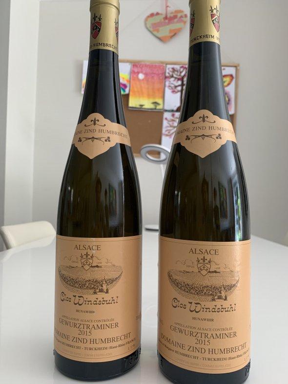 Zind Humbrecht, Gewurztraminer Windsbuhl, Alsace, Windsbuhl, France, AOC