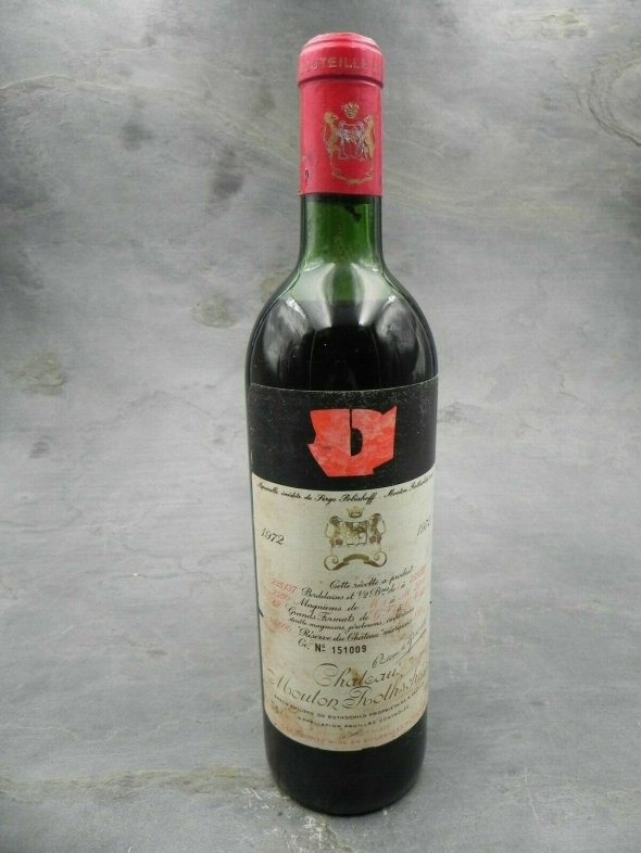 Mouton Rothschild, Bordeaux, Pauillac, France, AOC, 1er Cru