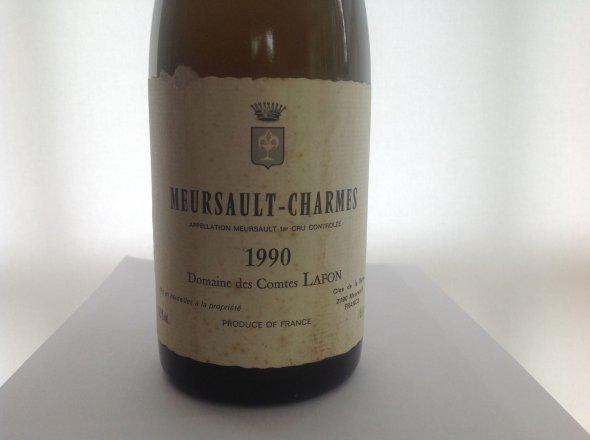 Comtes Lafon, Meursault Charmes, Burgundy, Meursault, France, AOC, 1er Cru