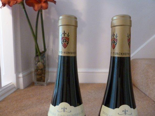 Zind Humbrecht, Pinot Gris Rotenberg, Alsace, France, AOC