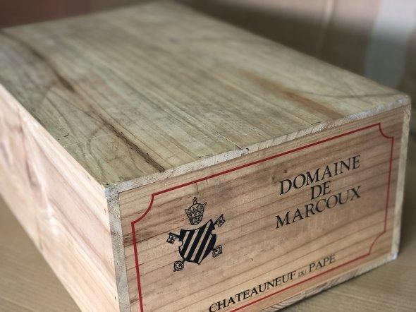 Domaine de Marcoux 2004 VIEILLES VIGNES Chateauneuf du pape