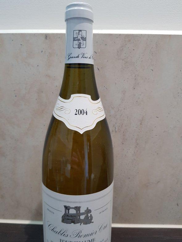 Chablisienne, Chablis Fourchaume, Burgundy, Chablis, France, AOC, 1er Cru