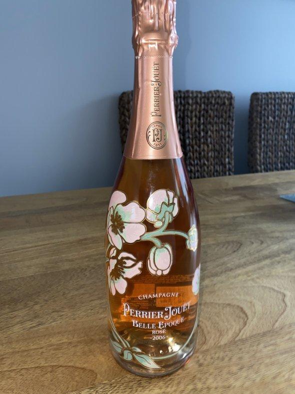 Perrier Jouet, Belle Epoque Rose, Champagne, France, AOC