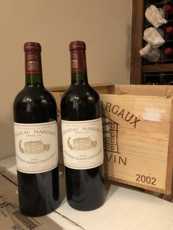 Margaux Chateau Margaux, Bordeaux, Margaux, France, AOC [ex OWC]