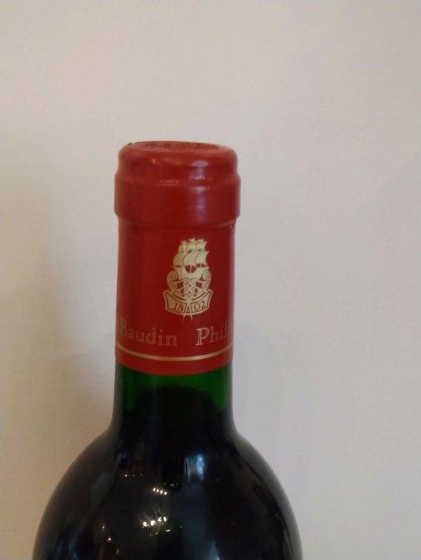 Philippe de baudin, Merlot, Recolte 1992, Vin De Pays D'OC