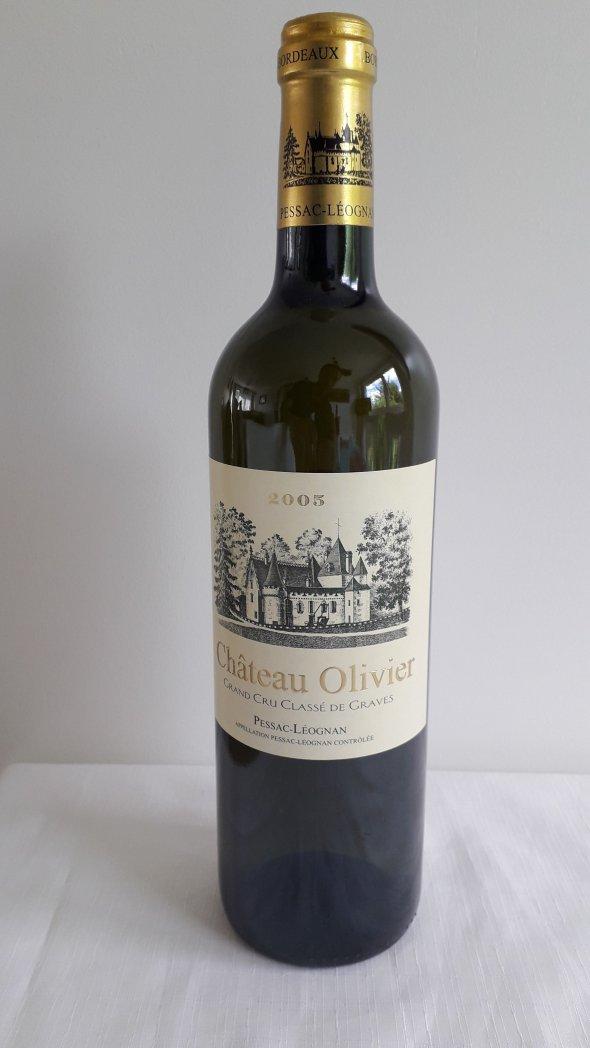 Olivier Blanc, Bordeaux, Pessac Leognan, France, AOC, Cru Classe