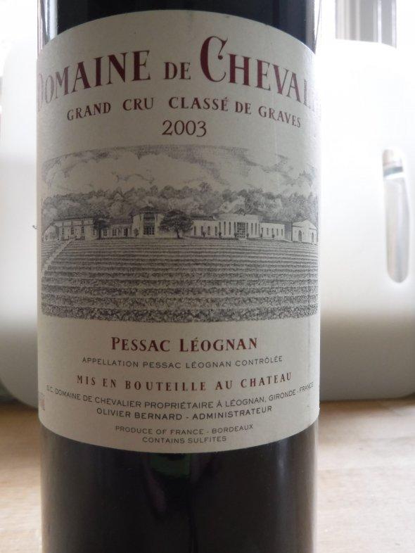 Domaine Chevalier, Bordeaux, Pessac Leognan, France, AOC, Cru Classe