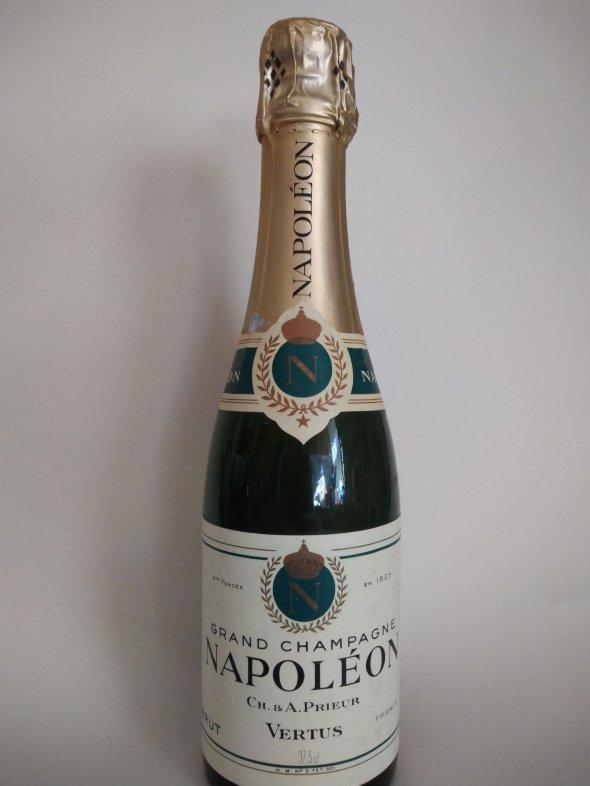 Ch & A Prieur, Vertus Grand Napoleon, Champagne, France, AOC