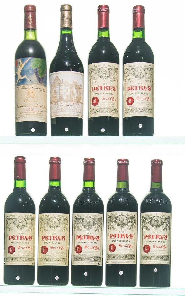 Petrus, Bordeaux, Pomerol, France, AOC