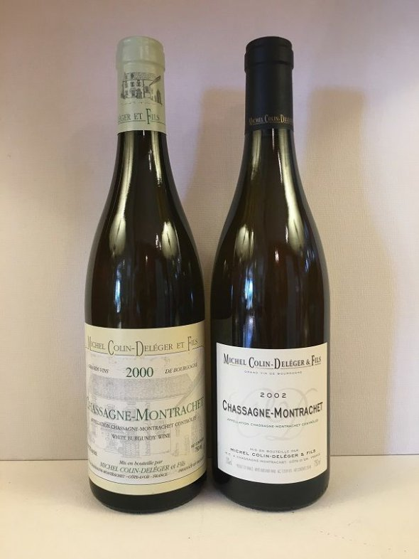 Michel Colin-Deleger, Chassagne Montrachet, Burgundy, Chassagne Montrachet, France, AOC, 1er Cru