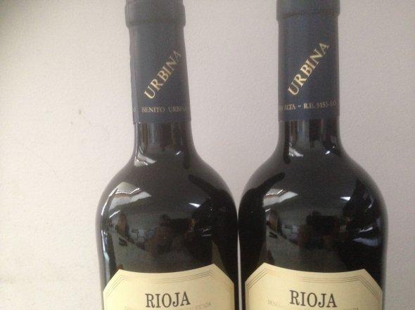 Urbina, Rioja Gran Reserva Especial, Rioja, Spain, DOC, Reserva