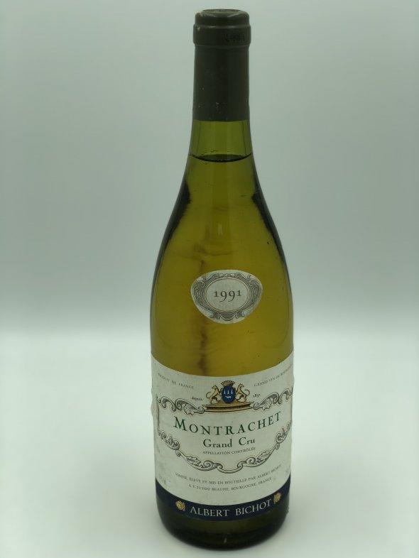 Montrachet Grand Cru, Burgundy, France, AOC, Grand Cru