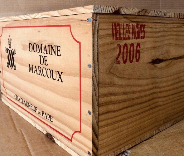 Domaine de Marcoux 2006 VIEILLES VIGNES