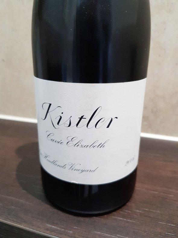 Kistler, Cuvee Elizabeth Pinot Noir,