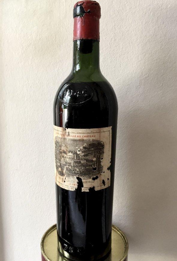 1945 Lafite Rothschild, Bordeaux, Pauillac, 1er Cru