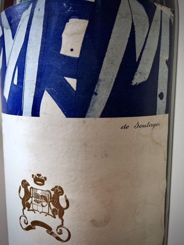 1976 Ch. Mouton Rothschild, Bordeaux, Pauillac, 1er Cru