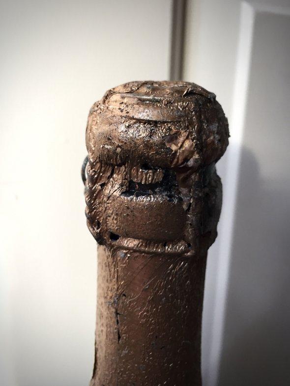 1945 Pommery - Extra Sec Vintage Champagne