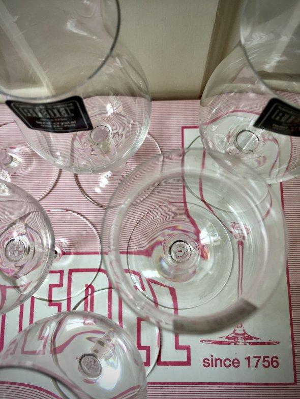 Riedel Sommeliers - Handmade Cognac glasses - New in Box