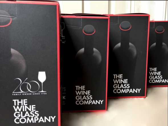 Riedel Sommeliers glassware: Burgundy, Bordeaux, White Wine, Champagne - Hand-made in Europe - 8 Glasses