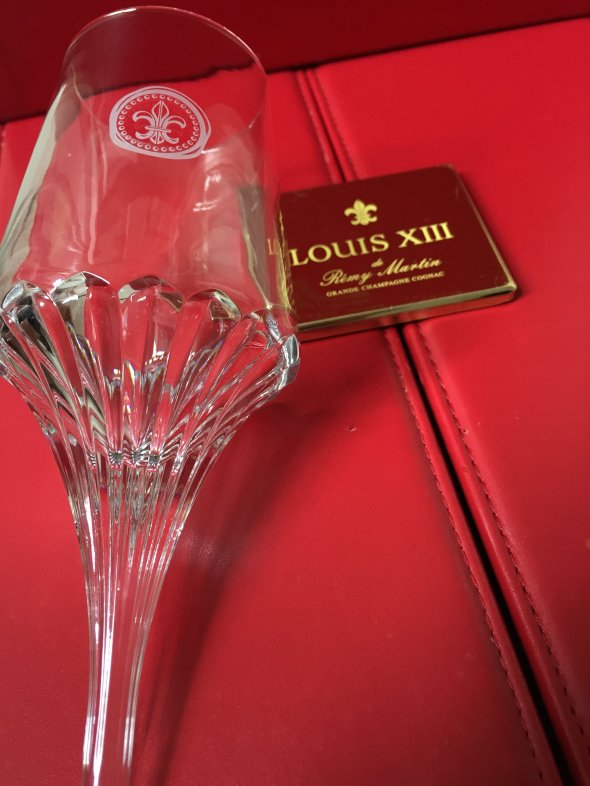 Remy Martin - Louis XIII - exclusive Cognac Glass by Baccarat