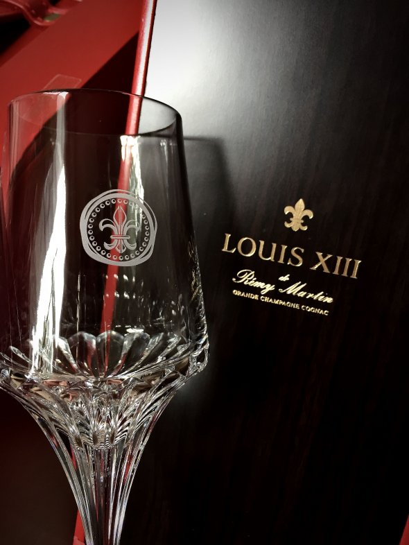 Remy Martin - Louis XIII, exclusive Cognac Glass by Baccarat