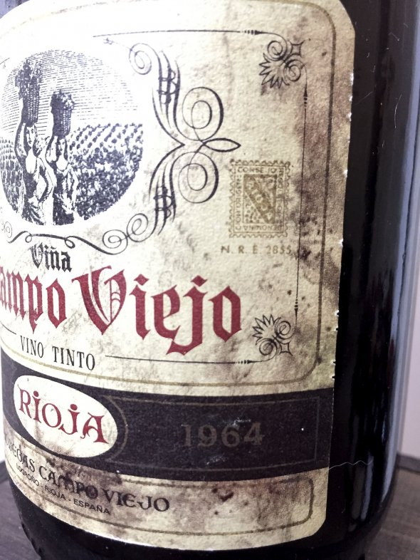 1964 Rioja Reserva