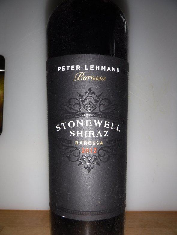 Peter Lehmann, Stonewell Shiraz, South Australia, Barossa Valley, Australia