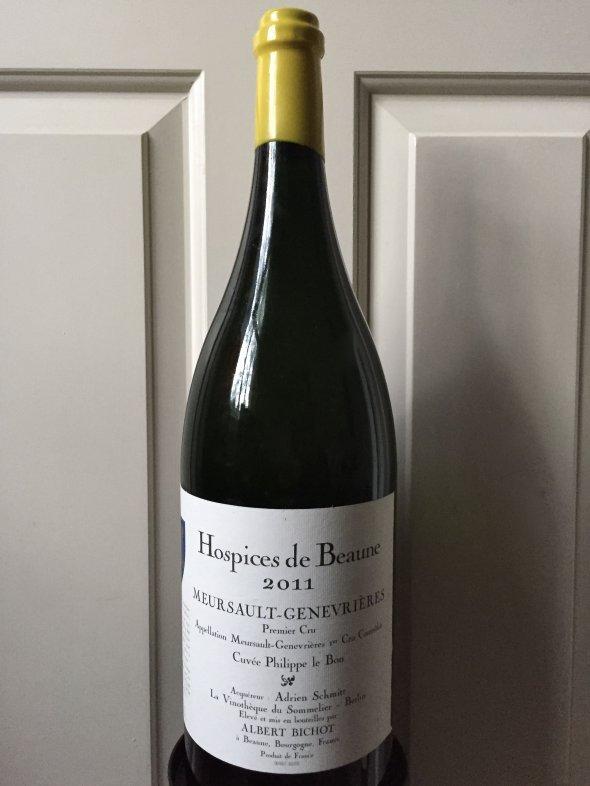2011 Jeroboam 3L, Hospices de Beaune, Meursault Genevrieres, 1er Cru