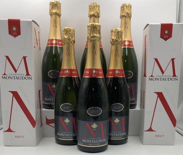 Montaudon Champagne Vintage