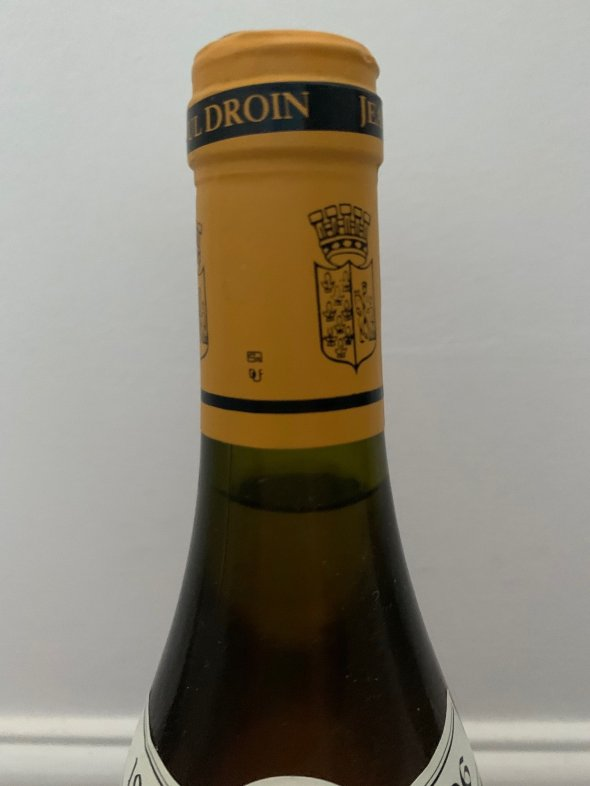 Jean-Paul Droin, Chablis Valmur, Burgundy, Chablis, France, AOC, Grand Cru