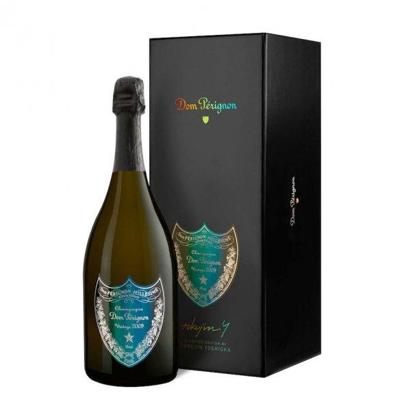 Dom Perignon 2009 Limited Edition Vintage Champagne Tokujin Yoshioka