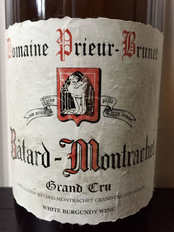 1991  Batard Montrachet, Prieur Brunet, Burgundy Grand Cru