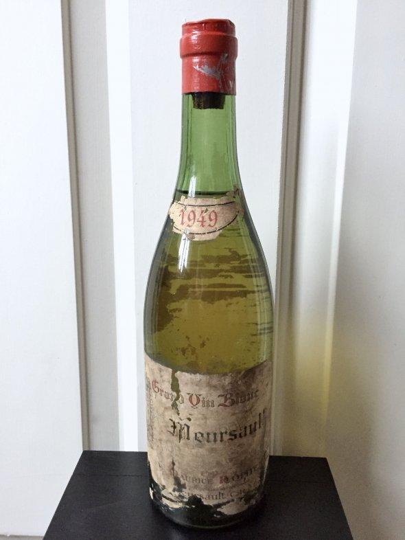 1949 Ropiteau, Meursault Blanc, Burgundy