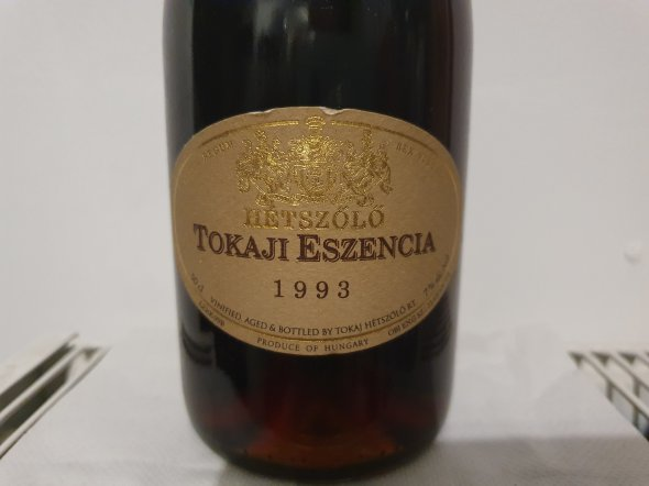 Tokaji Hetszolo Eszencia 1993
