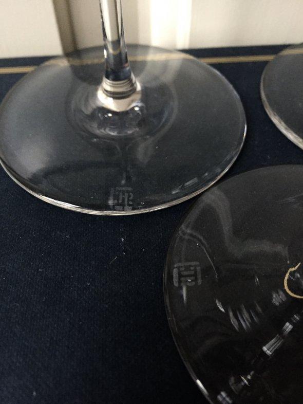 6 Riedel Sommeliers vintage Port glasses
