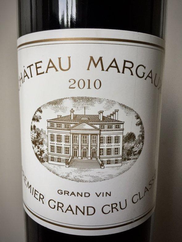 2010 Chateau Margaux, Bordeaux, AOC