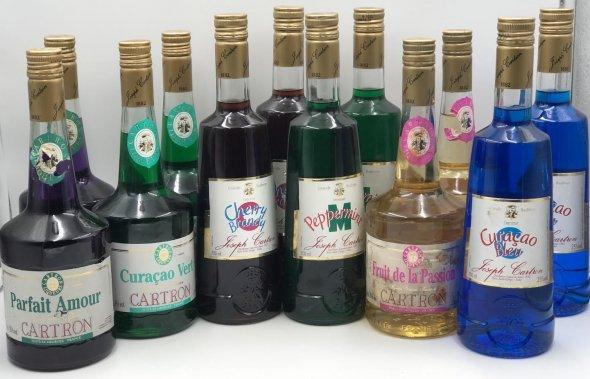 Cartron Liqueurs - Nuits Saint George - Bourgogne