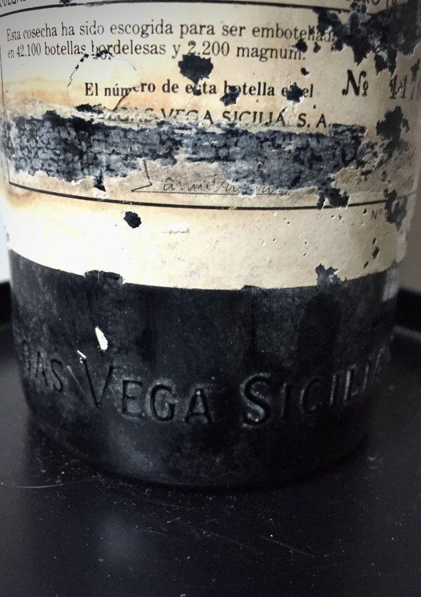 1979 Vega Sicilia, Unico Gran Reserva, Castilla y Leon, Ribera del Duero, Spain, DOC, Gran Reserva
