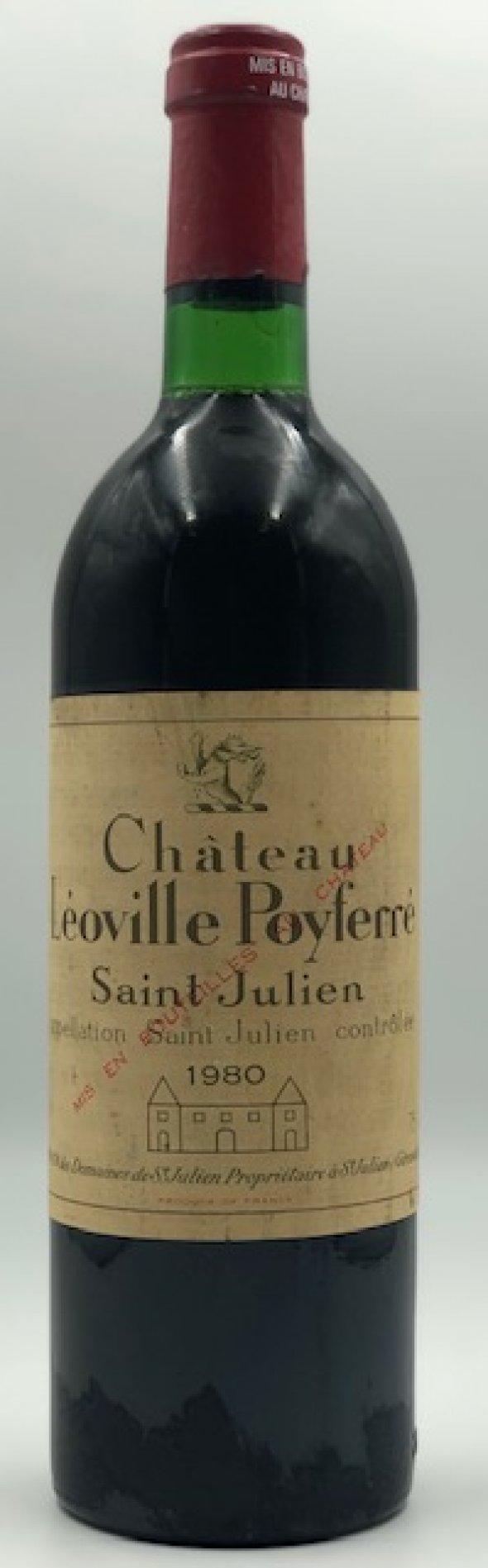 Chateau Leoville Poyferre 2eme Grand Cru Classe