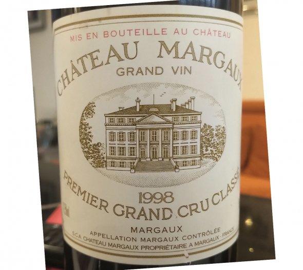Margaux Chateau Margaux, Bordeaux, Margaux, France, AOC