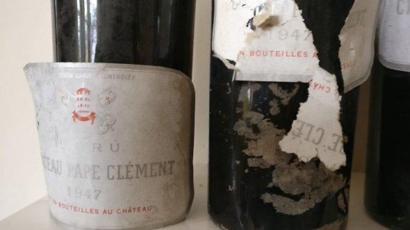 hateau Papes Clement