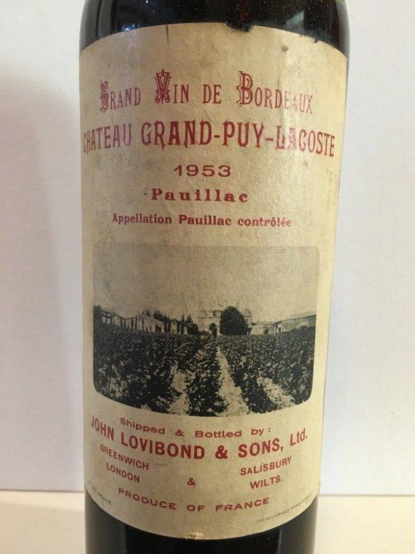 Grand Puy Lacoste, Bordeaux, Pauillac, France, AOC, 5eme Cru Classe